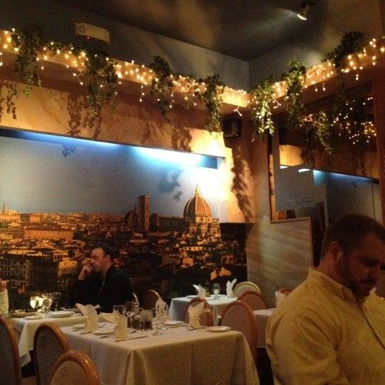Firenze Italian Restaurant San Francisco
