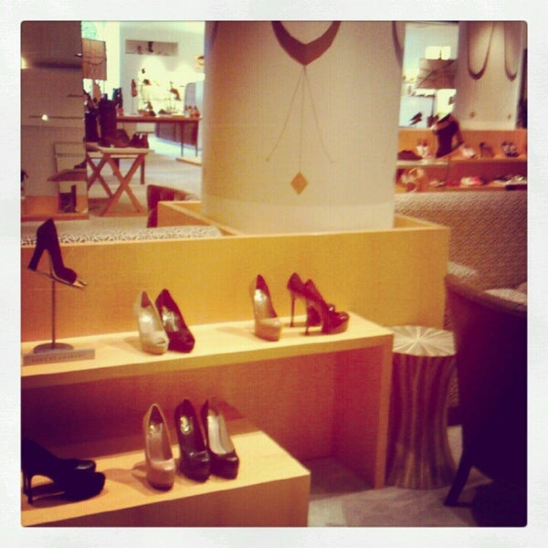 Photo taken at Barneys New York by Stacy K. on 7/5/2012
