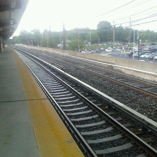 Photo taken at PATCO: Ashland Station by Louis P. on 8/15/2011