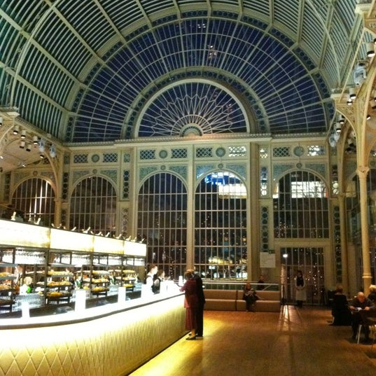 Photo taken at Royal Opera House by Tim A. on 2/16/2012