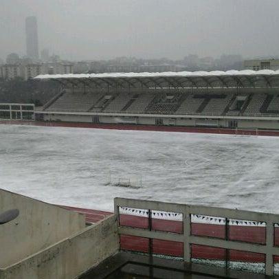 Photo prise au İTÜ Stadyumu par Erdeniz S. le2/8/2012