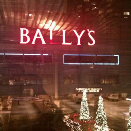 Photo taken at Bally's Casino & Hotel by Curtis P. on 12/10/2011