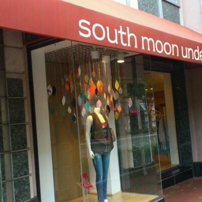 Sam moon clothing store