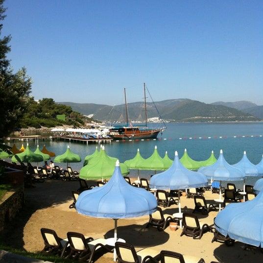 6/20/2012 tarihinde Korhan E.ziyaretçi tarafından Rixos Premium Bodrum'de çekilen fotoğraf