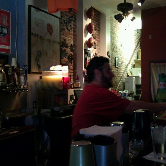 Photo taken at Burrito Gallery by Stephanie B. on 9/3/2011