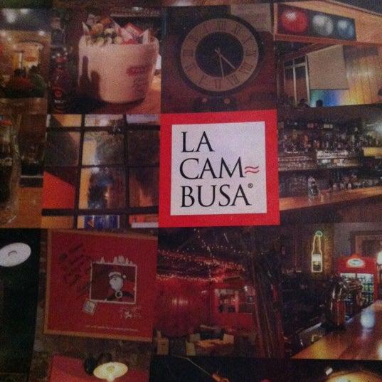 Foto scattata a Pizzosteria La Cambusa da Karine P. il 5/2/2012
