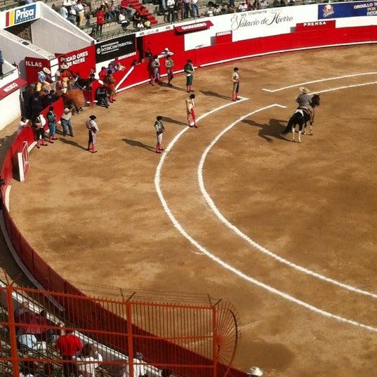 Foto tomada en Plaza de Toros Nuevo Progreso por Ricardo S. el 3/4/2012