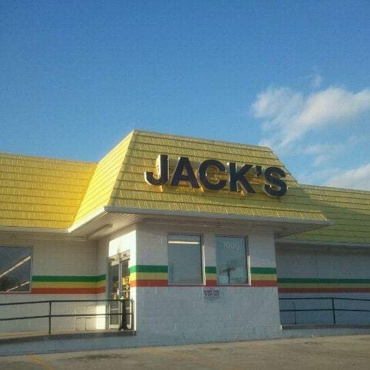 photo taken at jacks fruit meat market by adrienne w