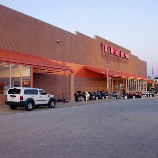 The Home Depot Hardware Store
