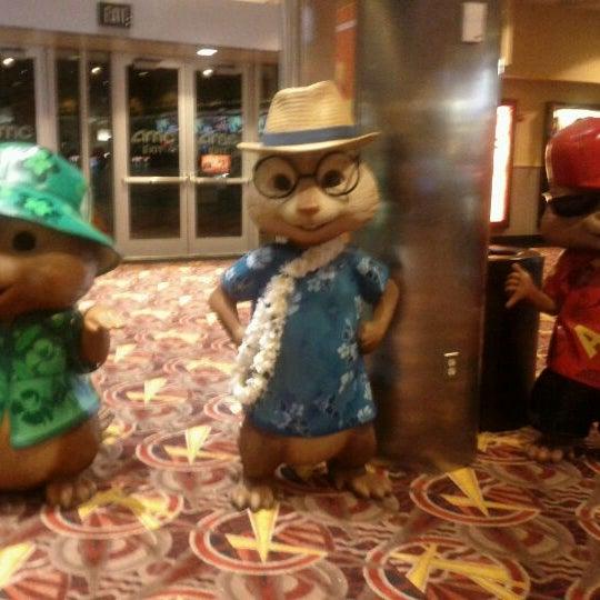 Photo taken at AMC Columbia 14 by HiLDA F. on 11/24/2011