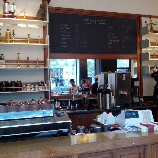Photo taken at Stumptown Coffee Roasters by craig p. on 9/3/2012