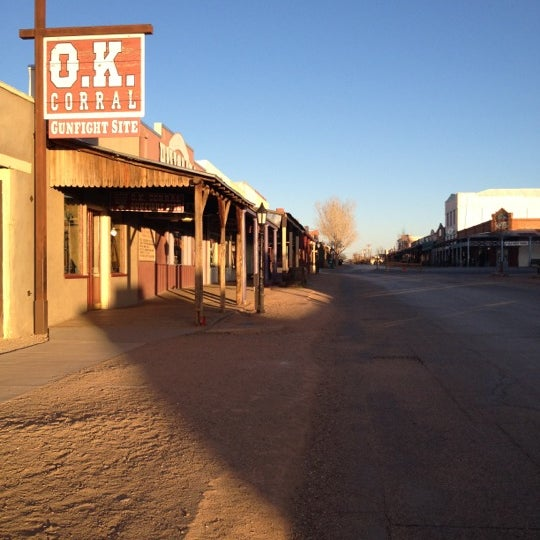 Photo taken at O.K. Corral by Adam S. on 3/7/2012