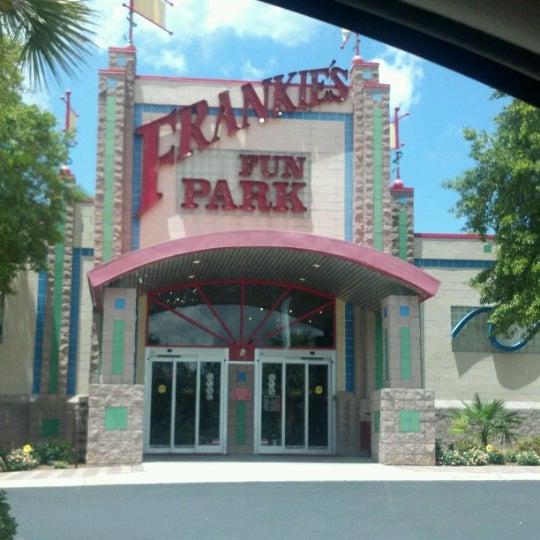 Frankie 39 S Fun Park Go Kart Track In Northwest Columbia