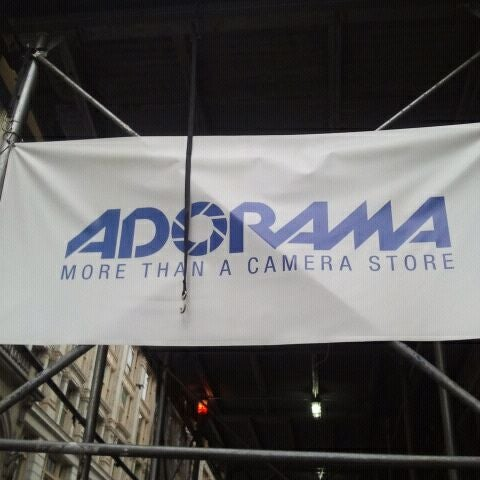 Photo taken at Adorama by Marco D. on 1/13/2012