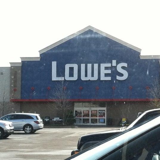 Lowe S Home Improvement 1005 Village Center Drive