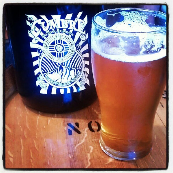 Photo taken at La Cumbre Brewing Company by Justin S. on 6/9/2012