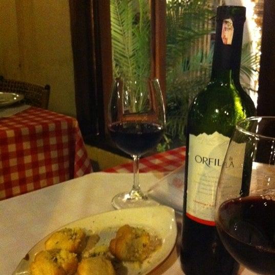 Foto tirada no(a) Di Andrea Gourmet Pizza & Pasta por Benassi C. em 11/25/2011
