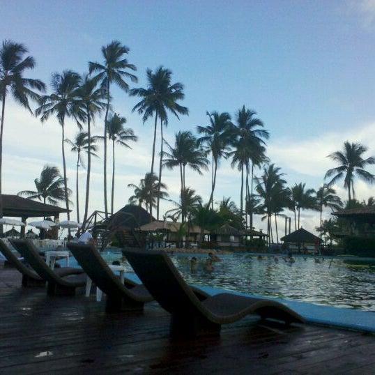 Foto tirada no(a) Cana Brava Resort por Sonia L. em 12/28/2011
