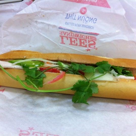 Lee\'s Sandwiches in Garden Grove - Parent Reviews on Winnie