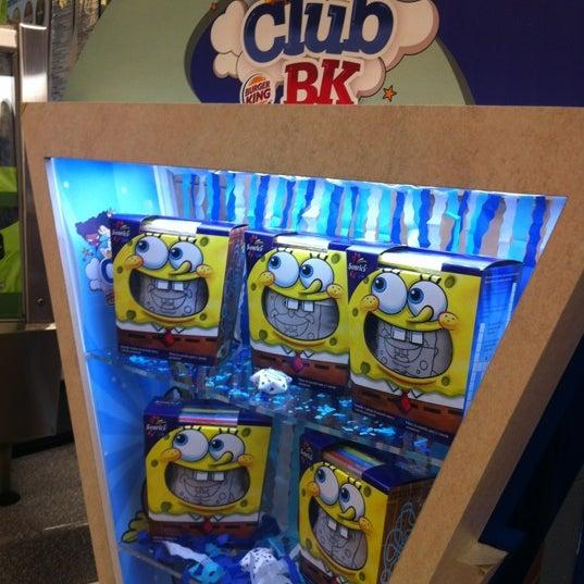 Photo taken at Burger King by Anton i. on 4/12/2012