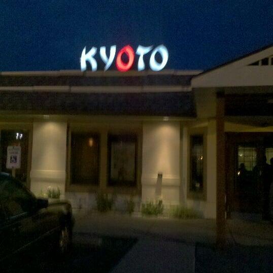 Photo taken at Kyoto Japanese Restaurant by Samantha G. on 10/28/2011