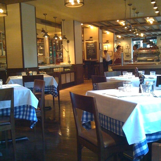 Photo taken at Maialino by David V. on 6/7/2011