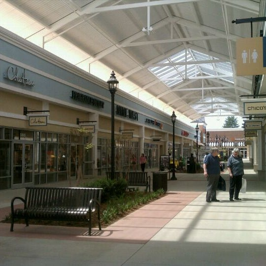 Photo taken at Tanger Outlet Mebane by Marcus C. on 4/18/2011