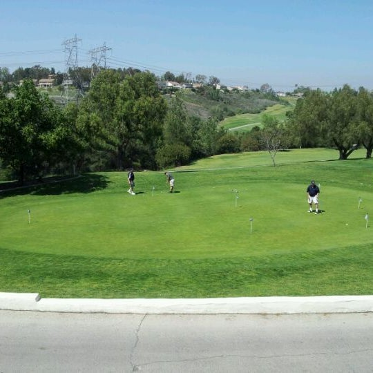 Photo taken at The Clubhouse at Anaheim Hills Golf Course by Eduardo E. on 4/20/2012