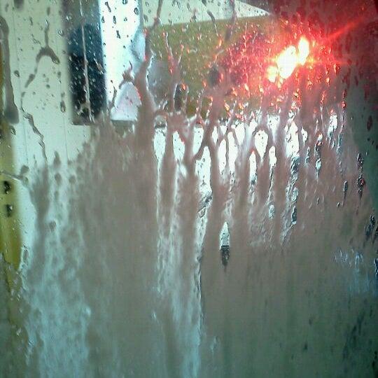 Cheap car wash.