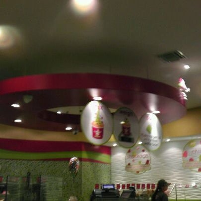 Photo taken at Menchies by Steven N. on 10/13/2011