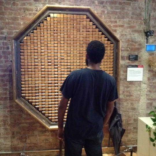 Photo taken at NYU ITP by Lee-Sean H. on 5/15/2012