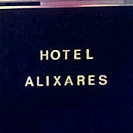 Photo taken at Hotel Alixares by Melissa A. on 5/1/2012