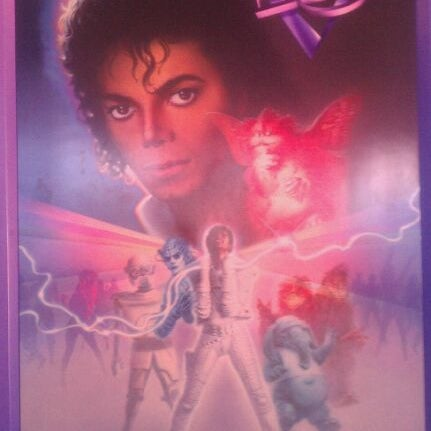Photo taken at Captain EO by Christa D. on 7/9/2011