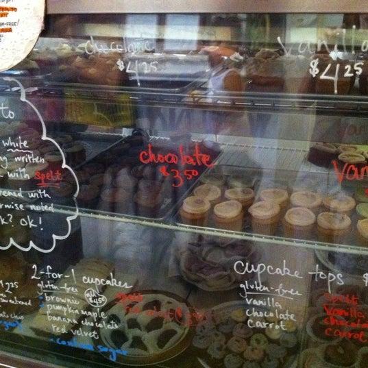 Photo taken at Erin McKenna's Bakery by kathleen k. on 7/9/2011