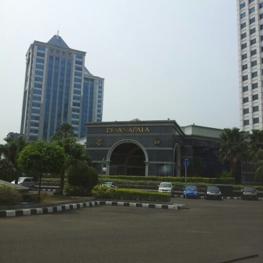 Gedung Dhanapala