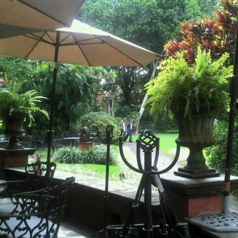 Photo taken at Hotel & SPA Hacienda de Cortés by Julian Javier C. on 8/4/2012
