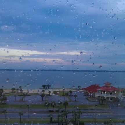 Photo taken at Hilton Pensacola Beach by Jimmy W. on 9/20/2011