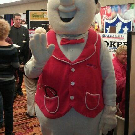 Photo taken at White River Ballroom by charlotte s. on 10/19/2011