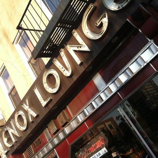 Photo taken at Lenox Lounge by Alex P. on 8/30/2012