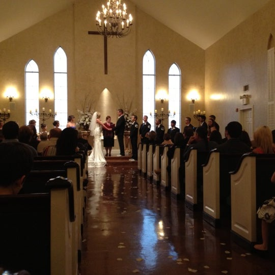 Northeast Wedding Chapel Hurst Tx