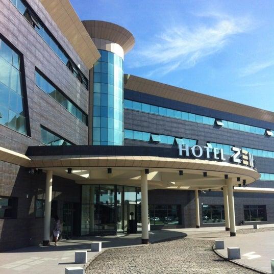 Foto tomada en Hotel Spa Zen Balagares por Manuel D. el 9/2/2012