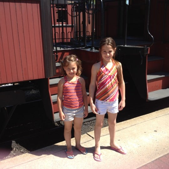 Photo taken at Railroad Museum of Pennsylvania by Maureen E. on 5/20/2012