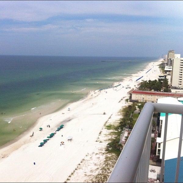 Photo taken at Majestic Beach Resort Panama City Beach by Huy N. on 8/25/2012