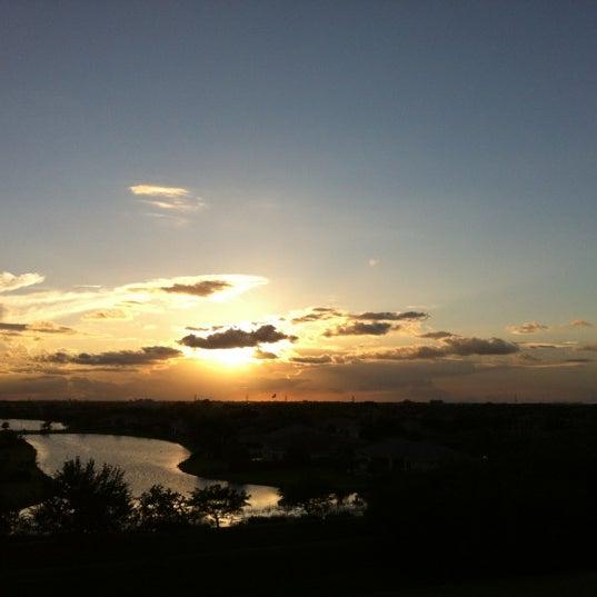 Photo taken at Vista View Park by Edwin M. on 5/26/2012