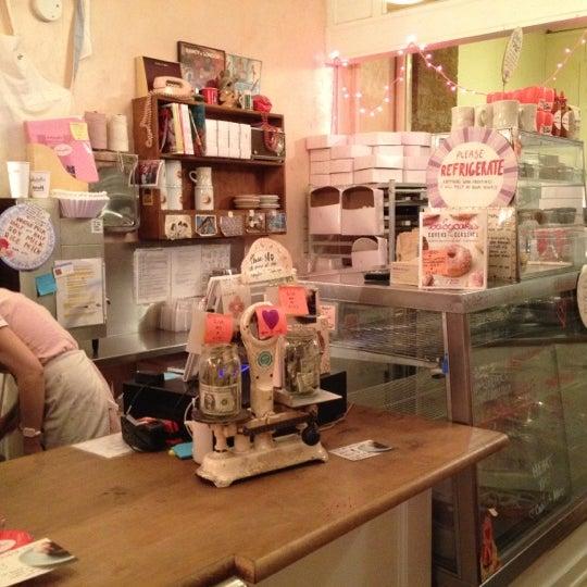 Photo taken at Erin McKenna's Bakery by Ryan S. on 2/15/2012