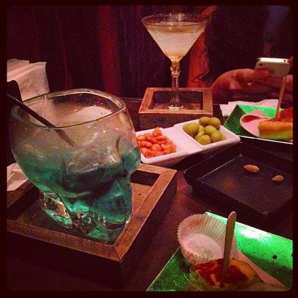 Top Nottingham Forest - Cocktail Bar in Buenos Aires - Venezia GW92