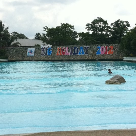 Photo taken at Siam Park City by Panadda D. on 4/14/2012