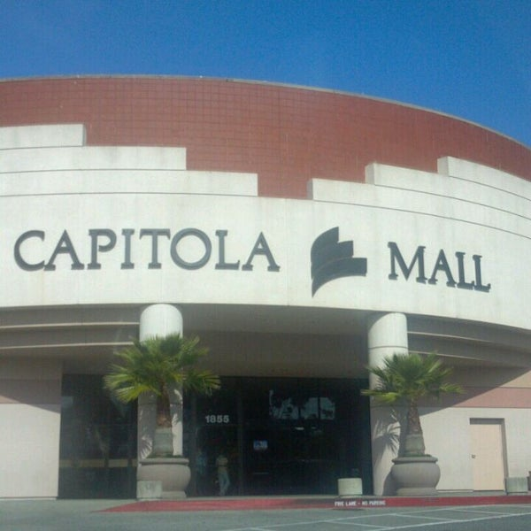 Capitola Mall Food Court