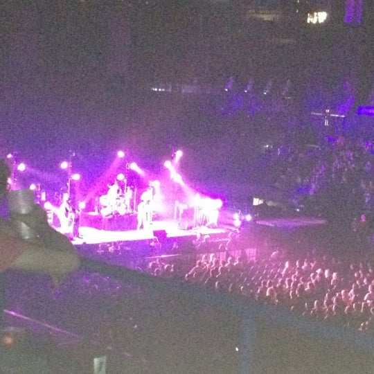 Photo taken at Allstate Arena by Joan Cristy M. on 5/29/2012