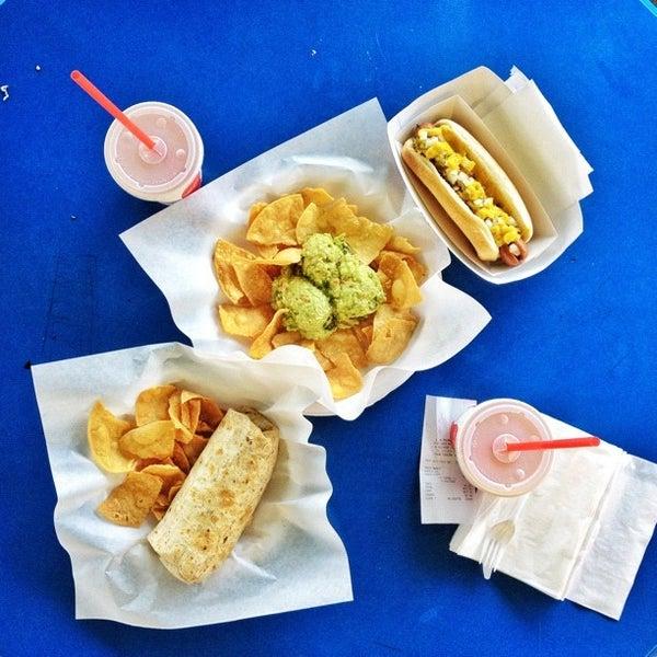 Photo taken at LA Buns & Co. by Tim M. on 4/21/2012